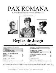 PAX ROMANA - GMT Games