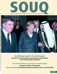 Ausgabe 1/2008 - Ghorfa