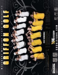 Media Guide - Missouri Western State College Athletics