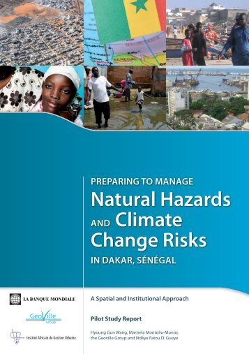 natural Hazards and Climate Change risks - GFDRR