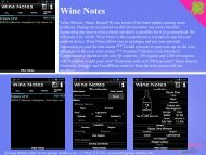 Wine Notes - Get Mobile game