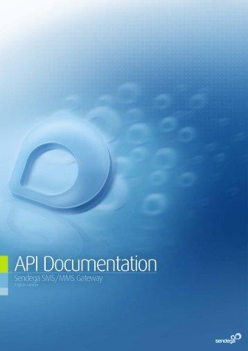 Sendega API documentation.pdf - GetACoder