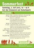 Sommerfest - GESEWO - Seite 2
