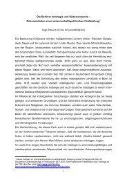 Online version - Fachbereich Geschichts - Freie Universität Berlin