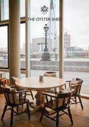 THE OYSTER SHED - Geronimo Inns