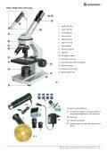 SET MICROSCOP 40x-1024x USB Bresser - German Electronics - Page 3