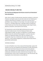 Rezension SZ - Gerd Koenen