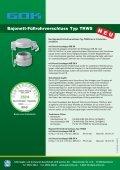 Bajonett-Füllrohrverschluss Typ TRWS - GOK Regler - Page 2