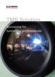 TMS Solution - Amberg Technologies