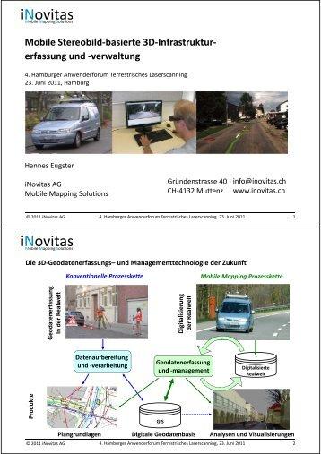 Präsentation - Geomatik-hamburg.de