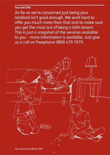 Part 2 - Glasgow Housing Association