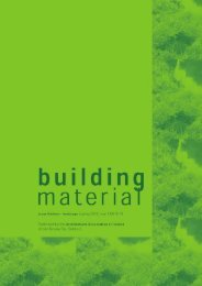 Building Material 13 - Architectural Association of Ireland