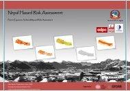 Nepal Hazard Risk Assessment - Part 2 - GFDRR