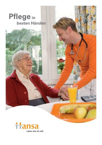 Pflege in der HANSA- Gruppe - GN-Finder