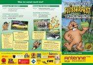 14. bis 16. Juni 2013 - Gemeinde Schorfheide