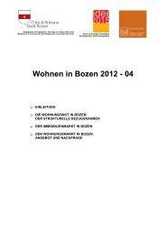 CASA BZ-2012-DE - Stadtgemeinde Bozen