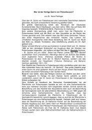 Wer ist Quirin.pdf - Gemeindeforschung.de