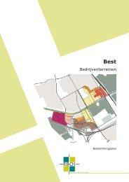 Bestemmingsplan Bedrijventerreinen Best - Gemeente Best