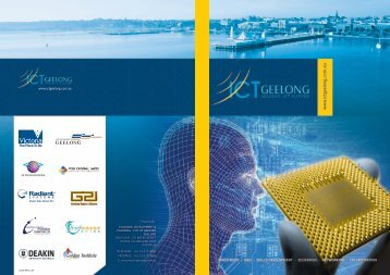 ICT Geelong Brochure (FINAL) (PDF - 1.3 MB) - City of Greater ...
