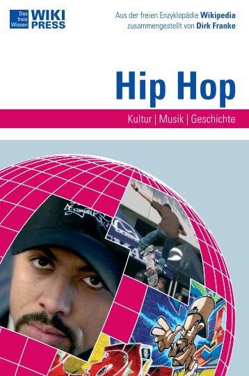 WikiPress 3: Hip Hop - Wikimedia