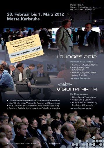 28. Februar bis 1. März 2012 Messe Karlsruhe - GEA Diessel GmbH
