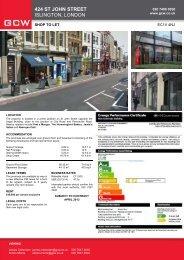 Full particulars (.pdf) - GCW