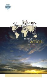 May 2004 PDF - 18 pages - Global Sustainable Electricity Partnership