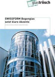 SWISSFORM Prospekt - Glas Trösch Beratungs-GmbH