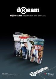 Präsentation und Tarife 2012 - Go4Media