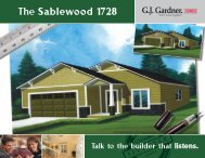 The Sablewood 1728 - G.J. Gardner Homes