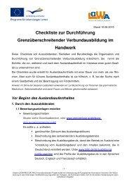 Checkliste de 2