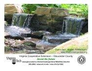Pruning Deciduous Shrubs - Gloucester County Virginia