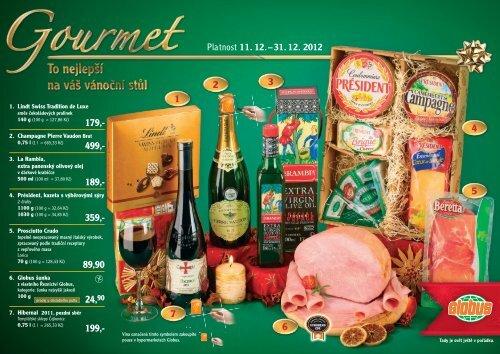Platnost 11. 12. – 31. 12. 2012 - Globus