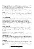 Indlæggelse til ortodontisk-kirurgisk operation - Rigshospitalet - Page 2