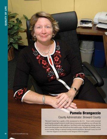 Pamela Brangaccio - Broward Alliance