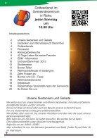 Gemeindebrief November 2013 bis Januar 2014 - Seite 2