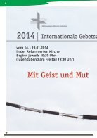 Gemeindebrief November 2013 bis Januar 2014 - Seite 6