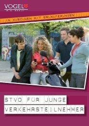STVO für junge Verkehrsteilnehmer - Go Ahead