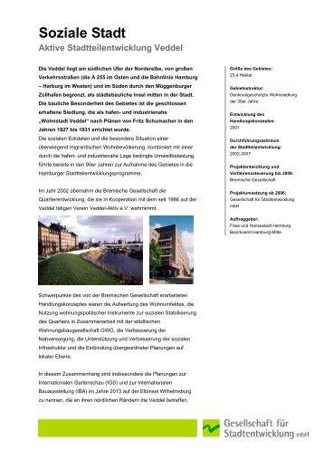 Hamburg-Veddel - GfS Bremen