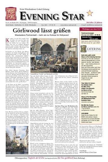 Evening Star: Görliwood lässt grüßen - Görlitz Tourismus