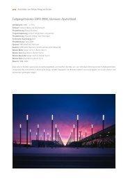 Fußgängerbrücken EXPO 2000, Hannover, Deutschland - gmp ...