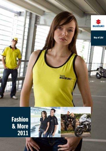 Fashion & More 2011 - Suzuki