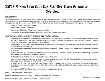 Electrical gm upfitter 63135 2003 ld elec ck revqxd gm upfitter sciox Choice Image