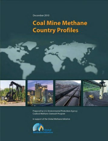 CMM Country Profiles - Global Methane Initiative