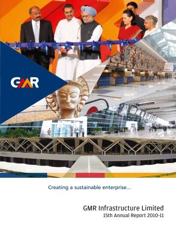 GMR Infrastructure Limited - BSE