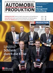 Schlank durch die Krise - Global Value Management