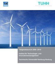 Tätigkeitssbericht 2009/10 - Global Innovation