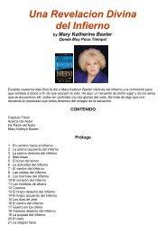 Una Revelacion Divina del Infierno - PDF Archive