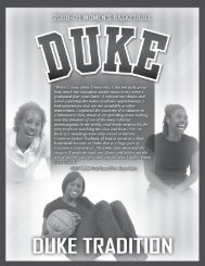 Untitled - Duke University Athletics