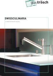 SWISSCULINARIA Prospekt - Glas Trösch Beratungs-GmbH